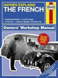 Haynes Explains The French Owners Workshop Manual Photo