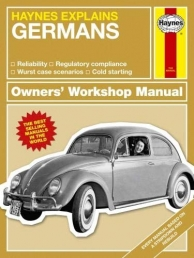 Haynes Explains The Germans Owners Workshop Manual Photo