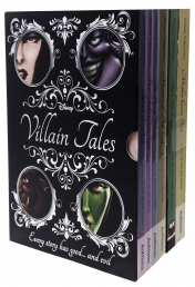 Disney Villain Tales Collection 6 Books Set By Serena Valentino Fairest of All, Poor Unfortunate Soul, Beast Within, Mistress of All Evil Photo