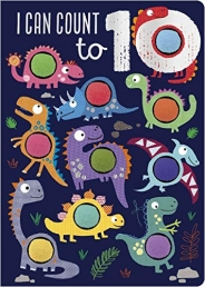 I Can Count to 10 Illustrated By Clare Fennell Photo