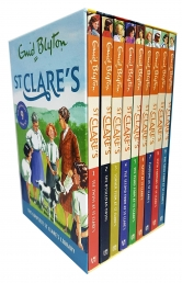 Enid Blyton Books St Clares Boxed Set Gift 9 Books Photo