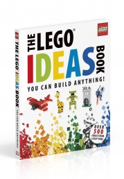 The LEGO Ideas Book You Can Build Anything Photo
