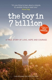 The Boy in 7 Billion - The inspirational story of the year Photo