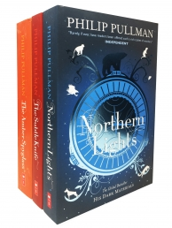 Philip Pullman His Dark Materials 3 Books Collection Set NEW Cover Photo