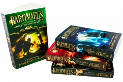 Jonathan Stroud The Bartimaeus Series 4 Books Collection Set Photo