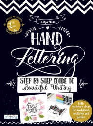 Katja Haas Hand Lettering Step By Step Guide To Beautiful Writing Photo
