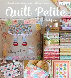 Sadef Imers Quilt Petite - 18 Sweet and Modern Mini Quilts and More Photo