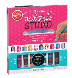 Nail Style Studio Simple Steps to Painting 25 Stunning Designs Photo