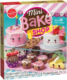 Mini Bake Shop - Make 12 Clay Treats Photo