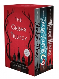 The Grisha Trilogy Boxed Set Ruin and Rising, Siege and Storm, Shadow and Bone Photo