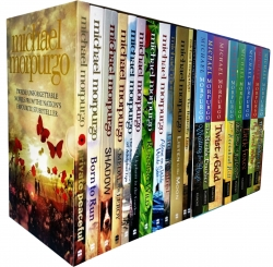 Michael Morpurgo 20 Books Box Set Collection Pack Photo