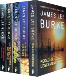 James Lee Burke Collection 5 Books Set Pack Photo