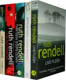 Ruth Rendell Collection 5 Books Set Pack Photo