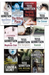Tess Gerritsen Rizzoli and Isles Thriller 10 Books Collection Set Photo