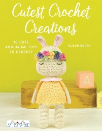 Cutest Crochet Creations - 16 Cute Amigurumi Toys to Crochet Photo