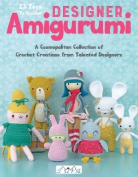 Designer Amigurumi  - A Cosmopolitan Collection of Crochet Creations from Talented Designers Photo