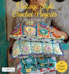 Vintage Style Crochet Projects - 32 Crochet Projects Photo