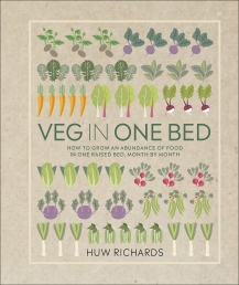 Veg in One Bed - How to Grow an Abundance of Food in One Raised Bed, Month by Month Photo