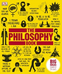 The Philosophy Book - Big Ideas Simply Explained Photo