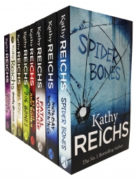 Temperance Brennan Series Collection 8 Books Set By Kathy Reichs by Kathy Reichs