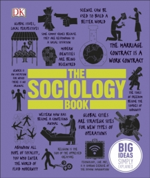 The Sociology Book - Big Ideas Simply Explained Photo