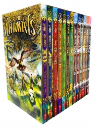 Spirit Animals 13 Books Box Set Series 1 and 2 Collection - Spirit Animals Books 1 - 7 and Fall of the Beasts Books 1 - 6 Photo