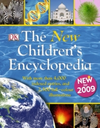 The New Childrens Encyclopedia - Packed with Thousands of Facts Stats and Illustrations Photo