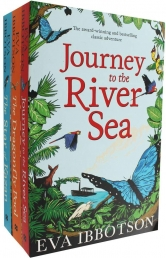 Eva Ibbotson 3 Books Collection Set - Journey To The River Sea, The Dragonfly Pool, The Star of Kazan Photo