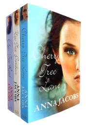 Wiltshire Girls Series 3 Books Collection Set By Anna Jacobs - Cherry Tree Lane, Yew Tree Gardens, Elm Tree Road Photo