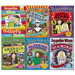 by Jacqueline Wilson, Nick Sharratt