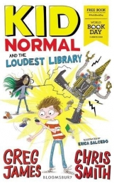 Kid Normal and the Loudest Library - World Book Day 2020 Photo