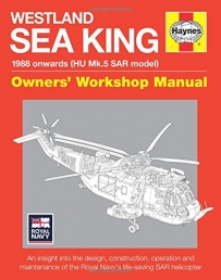 Westland SAR Sea King Manual - Owners Workshop Manual Photo