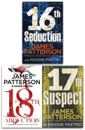 James Patterson Womens Murder Club Series 16-18 Book Collection 3 Books Set Photo