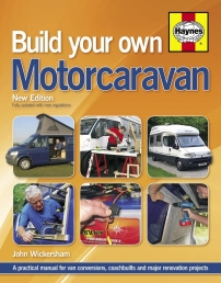 Build Your Own Motorcaravan 2nd Edition - Owners Workshop Manual Photo