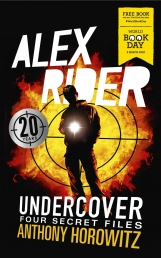 50X PACK - Alex Rider Undercover - Four Secret Files by Anthony Horowitz