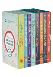 The Most Amazing Stories Ever Told Oxford Childrens Classics World of Adventure and Wonders 8 Books Collection Box Set Photo