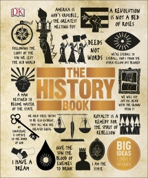 The History Book - Big Ideas Simply Explained Photo