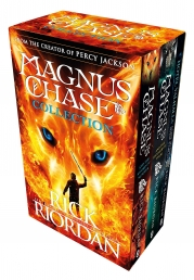Rick Riordan Magnus Chase 3 Books Box Collection Set Photo