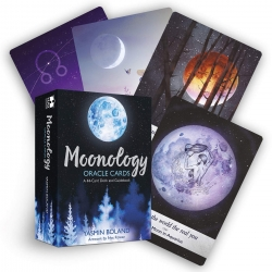 Moonology Oracle Cards Photo