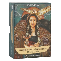 Angels and Ancestors Oracle Cards Photo