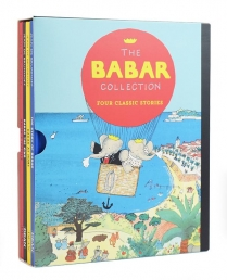 The Babar Collection - Four Classic Stories - Babar At Home, Babar The King, Babars Travels, The Story of Babar Photo