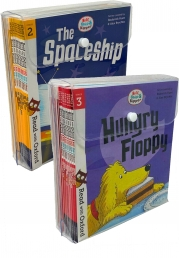 Biff, Chip and Kipper Read with Oxford Phonics Stage 2 and 3 Collection 32 Books Set Photo