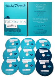 Foundation Italian New Edition - Learn Italian with the Michel Thomas Method - Beginner Italian Audio Course Photo
