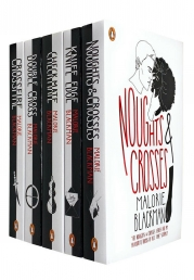 Noughts and Crosses Collection 5 Books Set By Malorie Blackman Photo