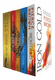 The Red Rising Series Collection 5 Books Set By Pierce Brown Photo