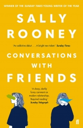 Conversations with Friends by Sally Rooney Photo