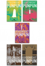 Goodnight Punpun Volume (1,2,3,5,6) Collection 5 Books Set By Inio Asano Photo