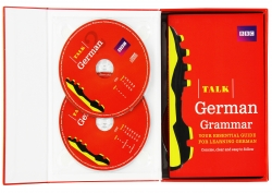 Talk German Complete (2 Book/4 CD Pack/1 Grammar Guide) Photo