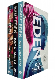 Children of Eden Trilogy Joey Graceffa Collection 3 Books Set Photo