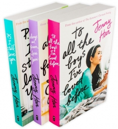 Jenny Han To All The Boys Complete Collection 3 Books Set Photo